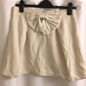 ✨NWT✨ Sweet Bow Tulip Skirt